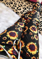 Sunflower Drawstring Wide Leg Pants