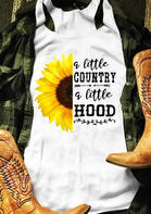 New Arrivals Sunflower A Little Country A Little Hood Tank