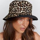 Leopard Reversible Fisherman Bucket Hat