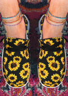 """Sunflower0""""2Lace Up Flat Canvas Sneakers"""