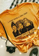 Halloween Hocus Pocus That Witch T-Shirt