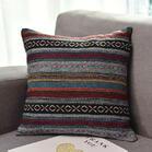 Bohemian Striped Pillowcase without Pillow