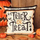 Halloween Pumpkin Spider Bat Trick Or Treat Pillowcase without Pillow