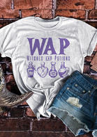 Halloween Wap Witches And Potions T-Shirt