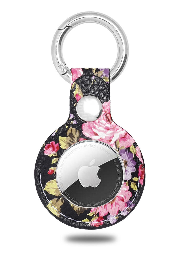 Anti-Lost AirTag Keychain Protector Case