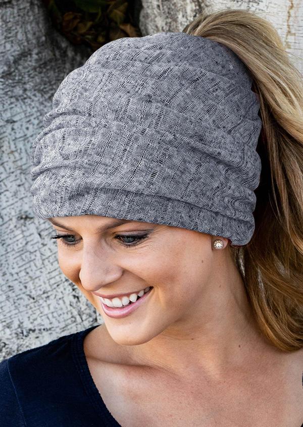Breathable Elastic Thin Beanie Hat