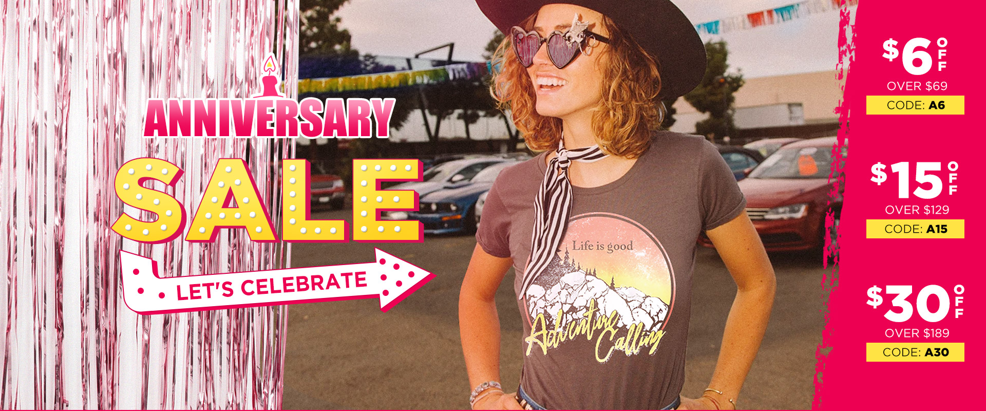 Bellelily 5th Anniversary