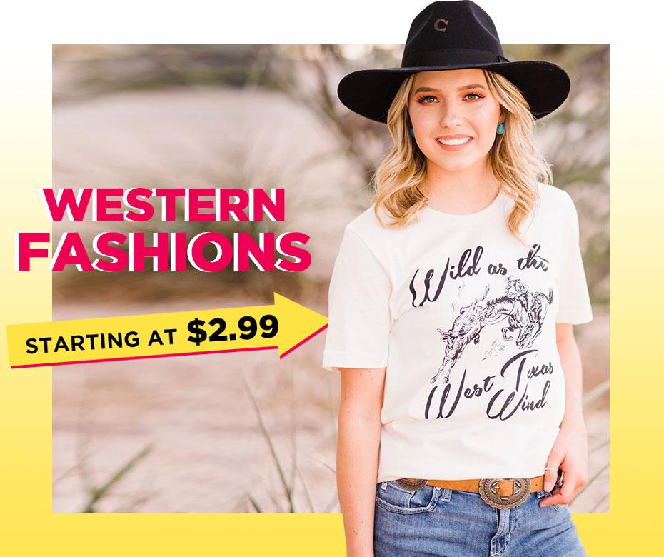 Bellelily Wester Fashion