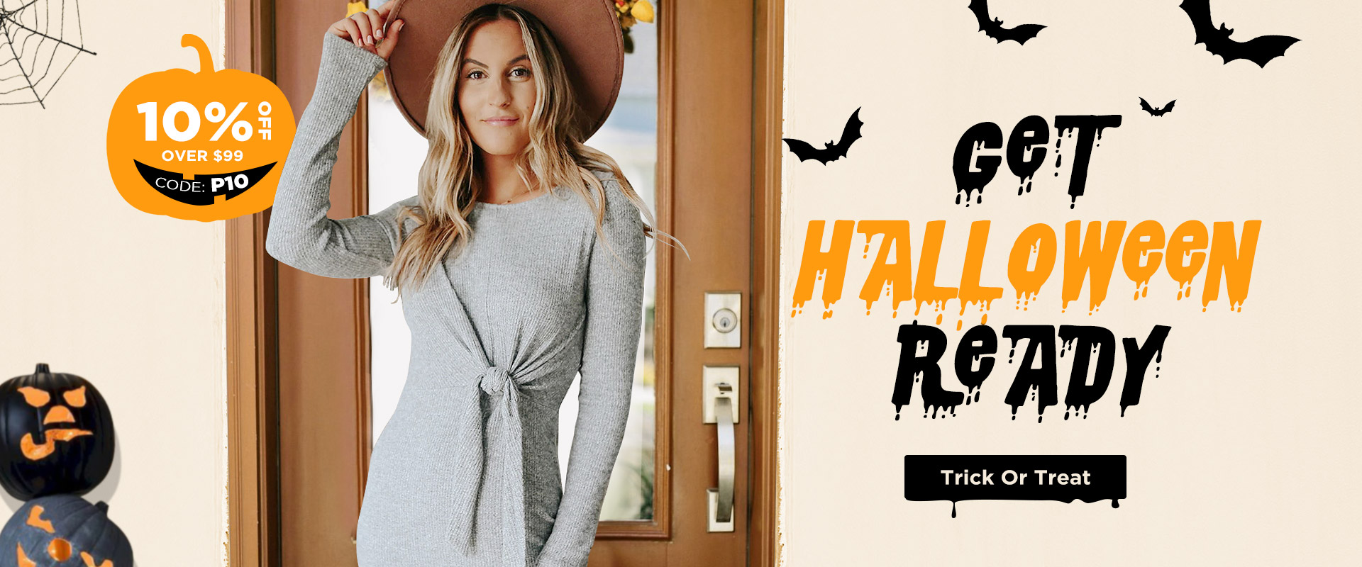 Bellelily Halloween Sale