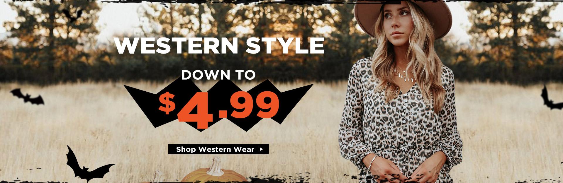 Bellelily Western Style