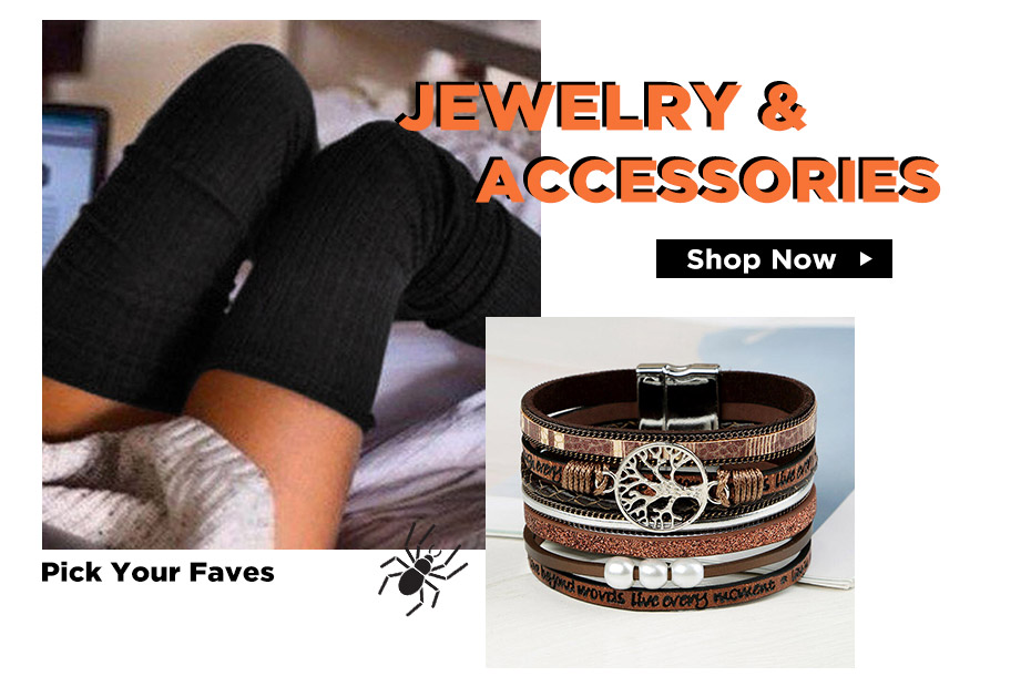 Bellelily Accessories and Jewelry